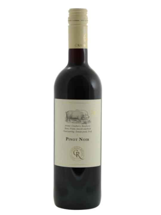 Pinot Noir Recas Winery