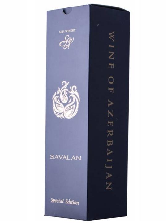 Aspi Wineey special edition Syrah doos